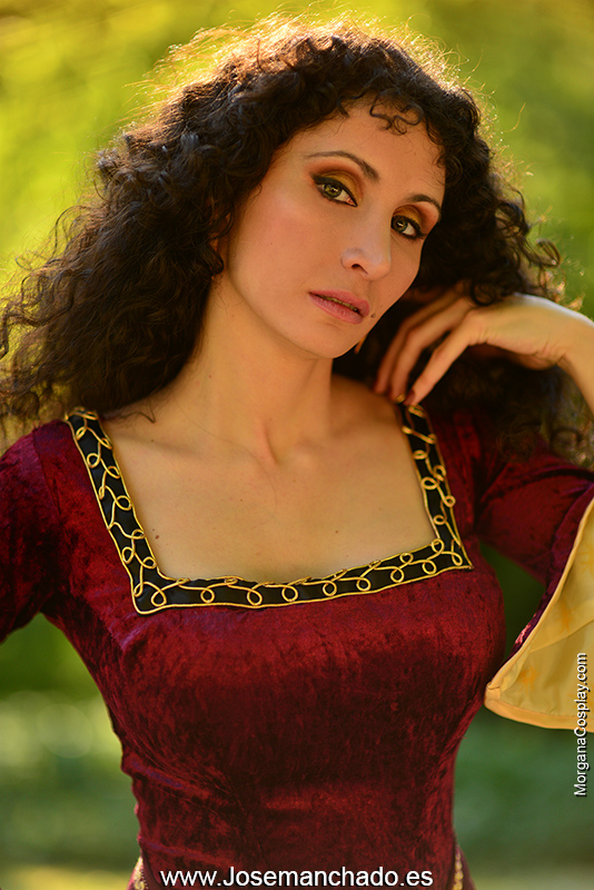 Mother Gothel Cosplay. Tangled. by MorganaCosplay