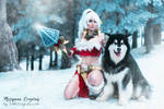 Snow Bunny Nidalee
