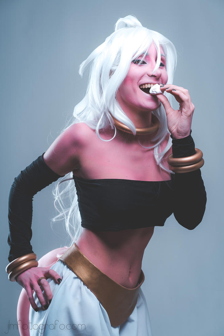 Majin A-21 - Dragon Ball FighterZ by MorganaCosplay
