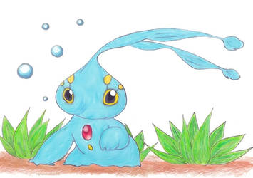 Manaphy by captainfuu