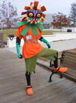 Skull Kid at Aniwave 2012 by Crowbariswin