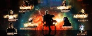 Shepard's Team