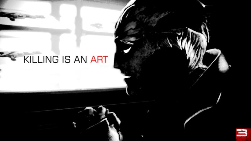Thane Krios by american-superman