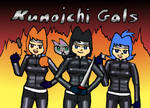 Kunoichi Gals '14