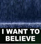 I Want To Believe (In Rain)