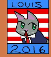 Louis 2016 by NinjaNick101