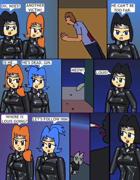 Chapter 35: Comic 15 by NinjaNick101