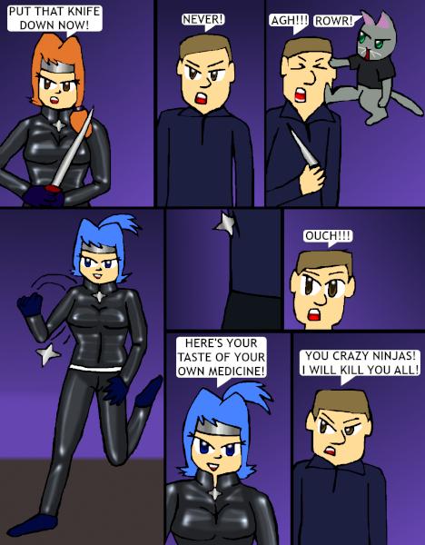 Chapter 35: Comic 18 by NinjaNick101