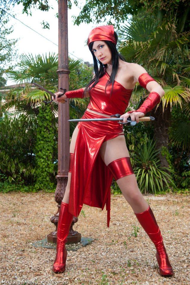 Elektra by Hellena88
