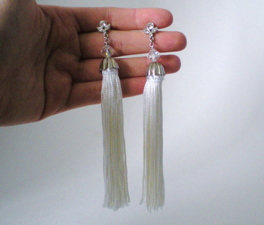 edie sedgwick earrings edie sedgwick fringe earrings by retrorevivalboutique on 1071