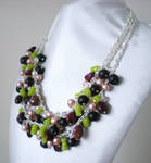 Spring Bling Necklace
