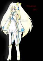 Vocaloid Leti by NeoPuddi