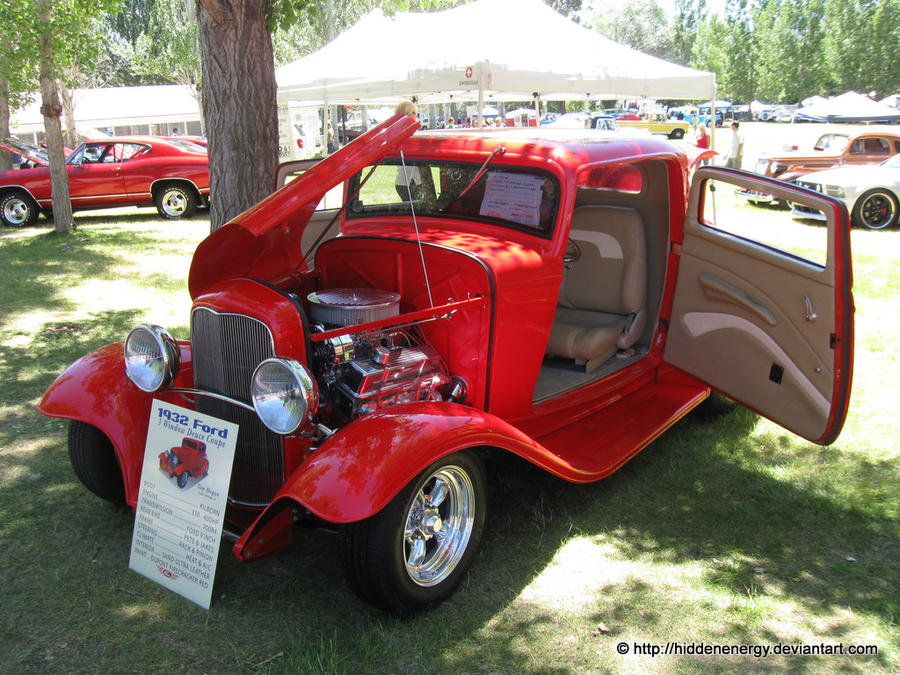 1932 Ford Deuce Coupe