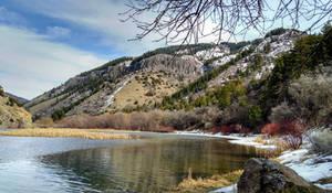 Spring Hollow Area, Logan Canyon, Utah