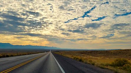 U.S. Highway 191 - East Carbon, Utah
