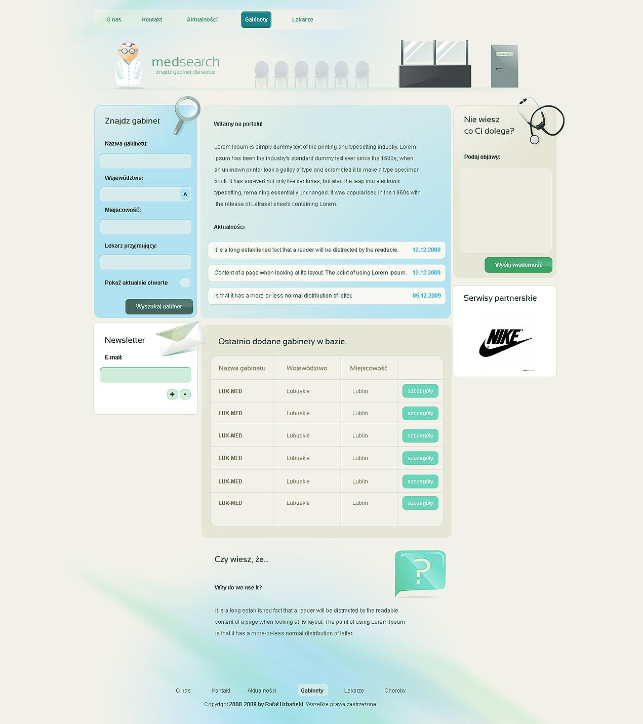 Zdrowiej.net by brainchilds