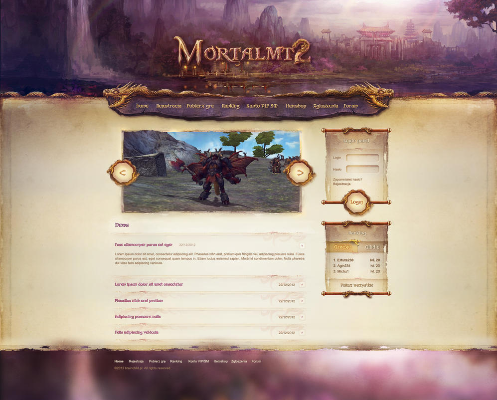 MortalMT2 metin2 private server. by brainchilds