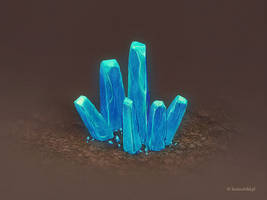 Crystal Game Icon by brainchilds