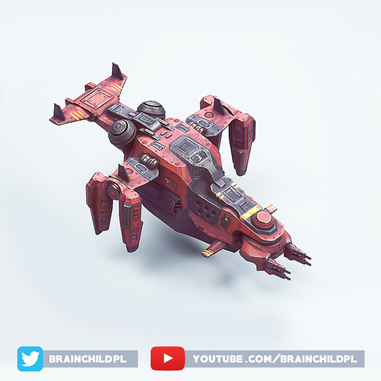 3d Game Unit - youtube.com/brainchildpl by brainchilds