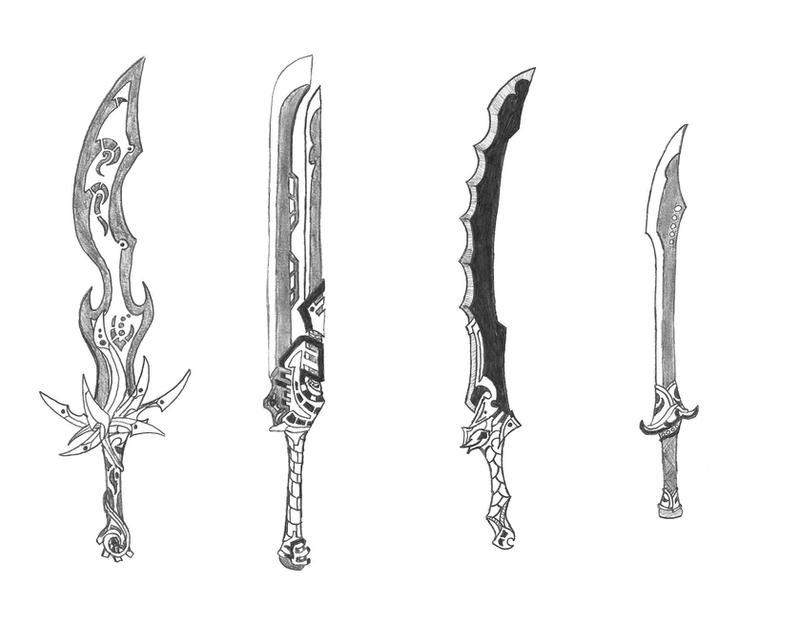 New swords 13 by bladedog