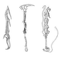 New Swords 15 by Bladedog