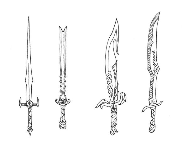 Drawings Of Blades From Pokemon Images | Pokemon Images