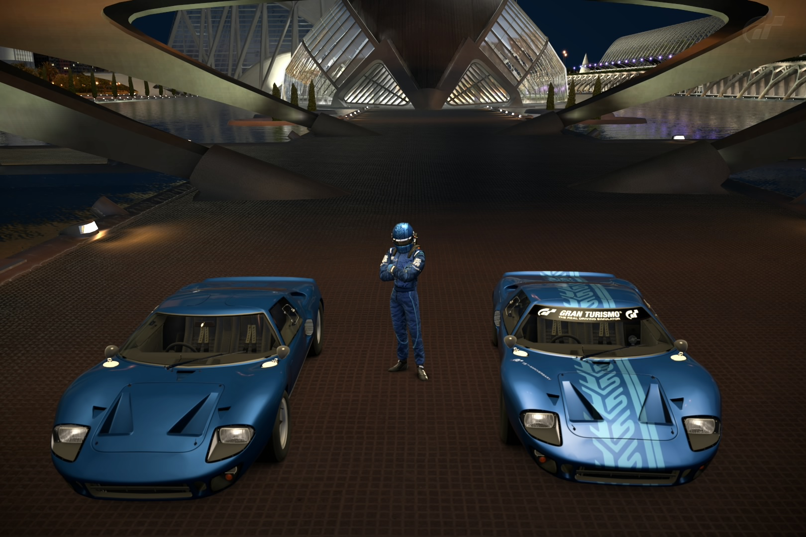 Gran Turismo  Ford Gt Mark I Part  By Nascar