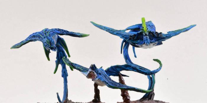 Raging Heros Stingrays