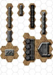 Hex Tile Set 2