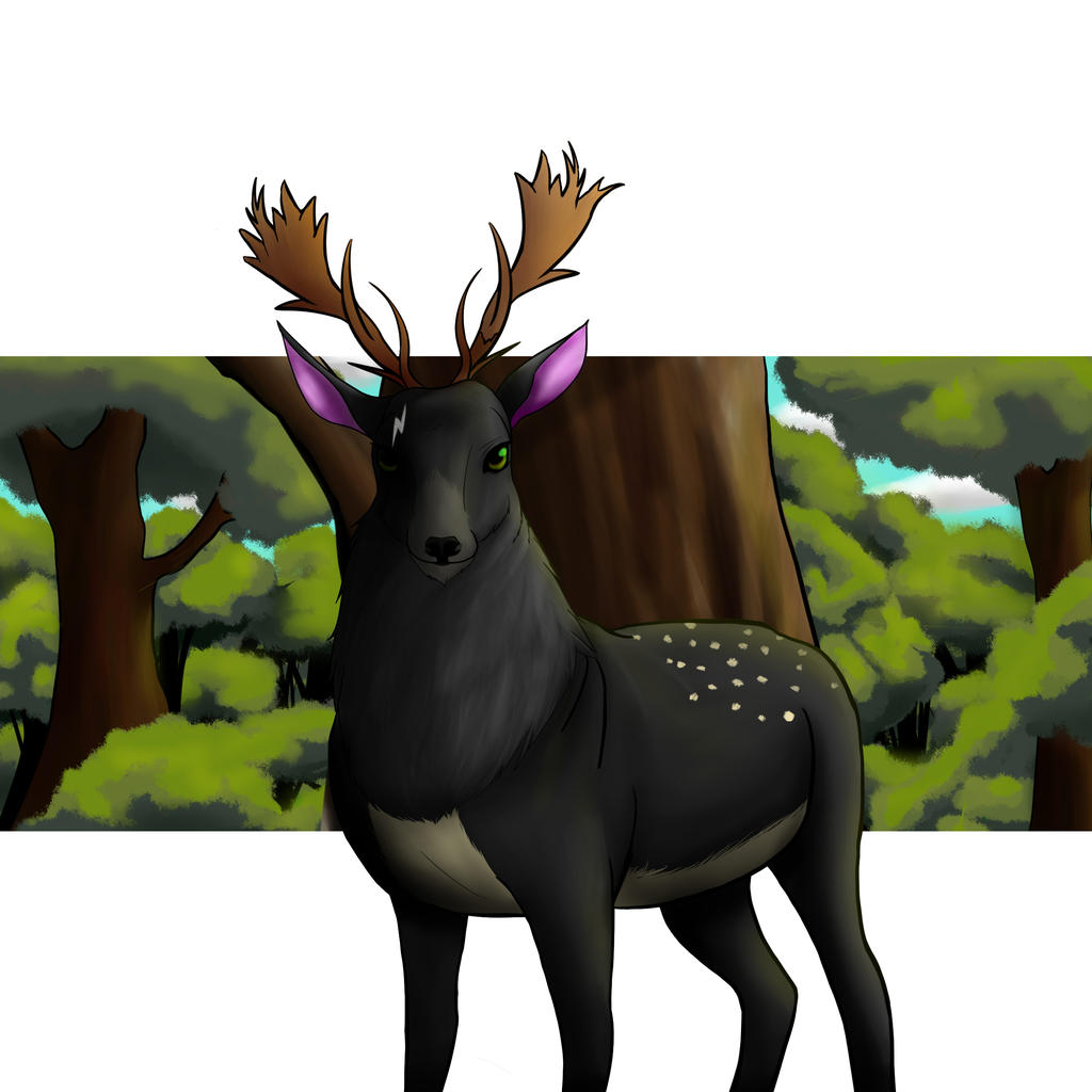 Deer Harry Potter by phoenixcat2497 on DeviantArt