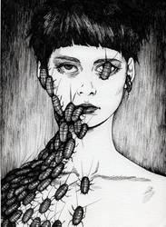 Black Milk by guilloteeeen