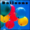 Balloon Icon by Traecy