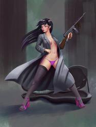 Mafia Octavia by jay156
