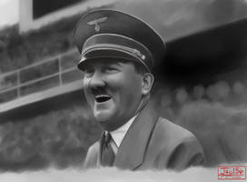 Happy Hitler by jay156