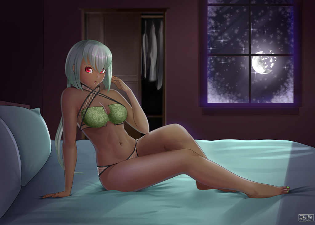 Emerald After Dark by jay156