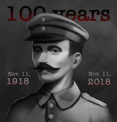 Centennial Hitler by jay156