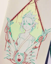 [Secret Santa] Aloe
