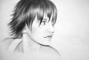 Yulia Volkova by Mihaio