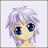 ryou chibi - pixel by vividfantasy7