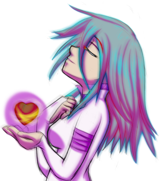 Show me your heart by vividfantasy7