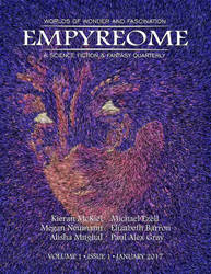 Empyreome Volume 1 Issue 1 Cover Art
