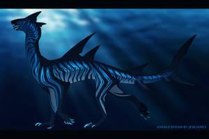 [CLOSED] Striped Shark