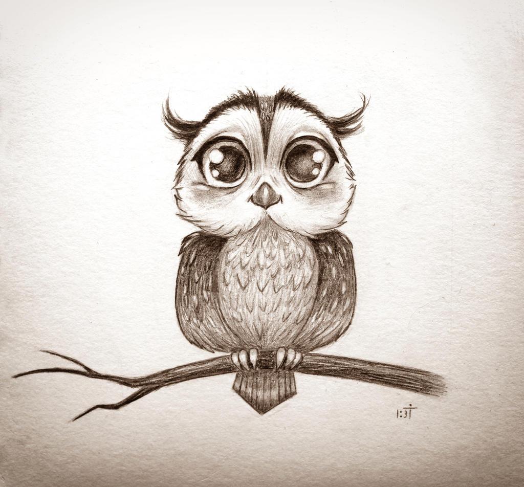 Owl by Bastet-mrr