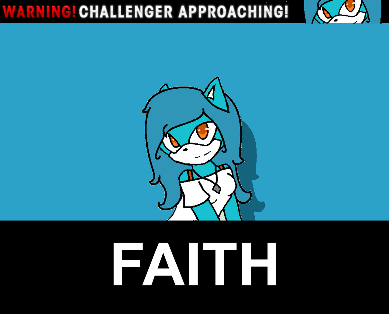 how to make a challenger approaching