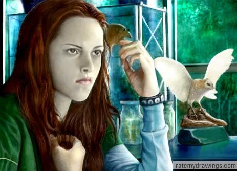 Twilight :- BELLA by blackbird666999