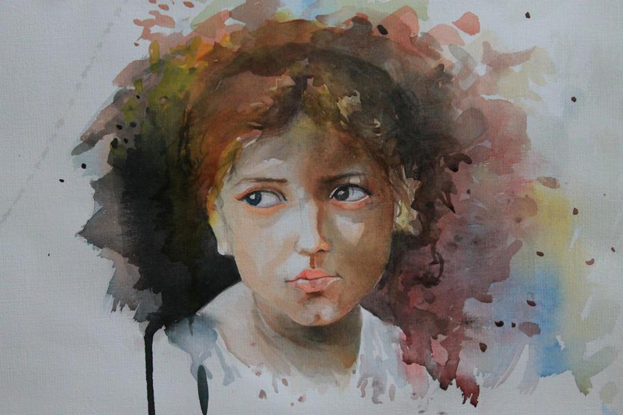 the Kid by blackbird666999