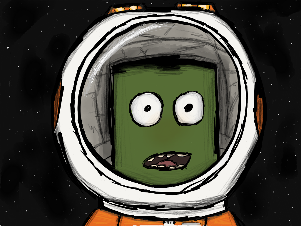 Kerbal by Necro-Romancer