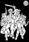 Captain N + Zelda cartoons combined tombrain edit