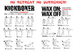 No Retreat No Surrender workout