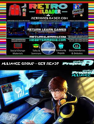 Alliance group projectA combo v2 by retroreloads